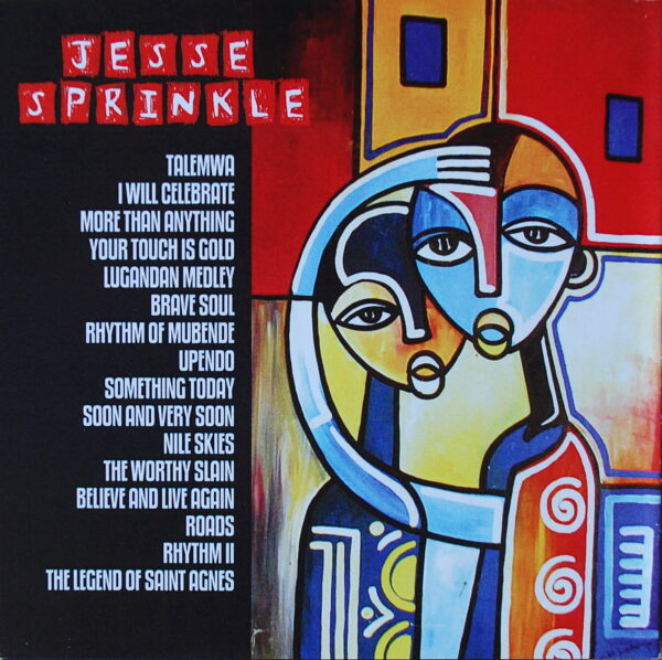 The Uganda CD - Jesse Sprinkle